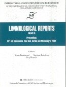 Limnological Reports: Volume 35